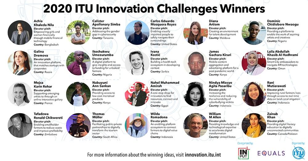 ITU Innovation Challenges 2020